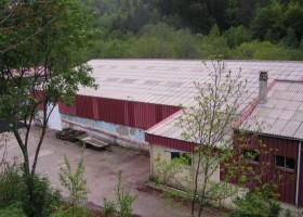 Bâtiment Industriel de 1068m2 à proximité de Langogne et Villefort