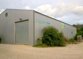Ensemble industriel composé de 3 bâtiments