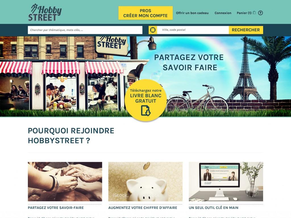 hobbystreet site pro