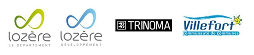 trinoma logos