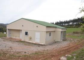 Atelier de transformation Agro-alimentaire de 118 m2 sur parcelle de 2700 m2