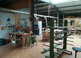 Atelier / Hangar de 210 m² en pleine zone d'activité et possibilité de rajout d'un plateau de 400m²  attenant