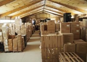 Atelier Hangar stockage 460 m² et possibilité de bureaux attenants