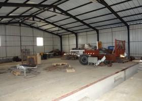 Atelier de 337 m² sur un terrain de 3881 m²